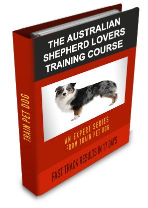 Dogs >> Australian Shepherd - Free Training Course on